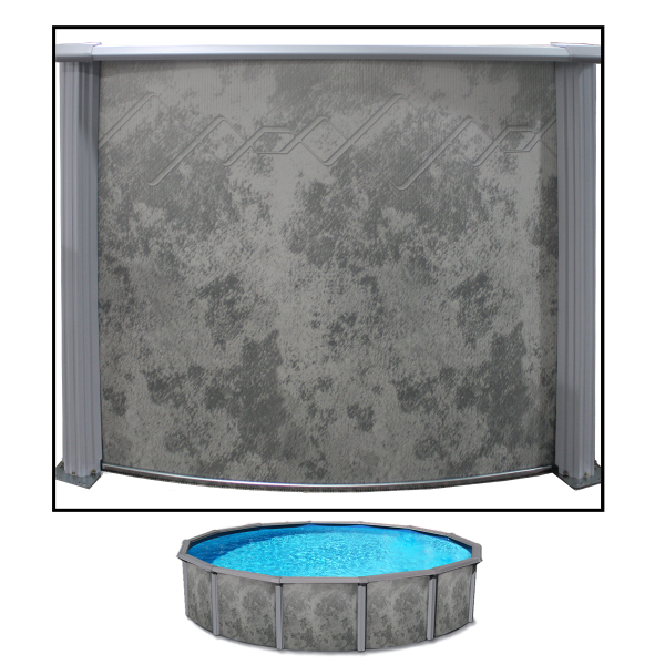Solstice 24 39 X 48 Above Ground Swimming Pool By Wilbar Family Leisure