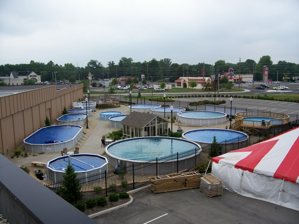 Above Ground Pools Family Leisure