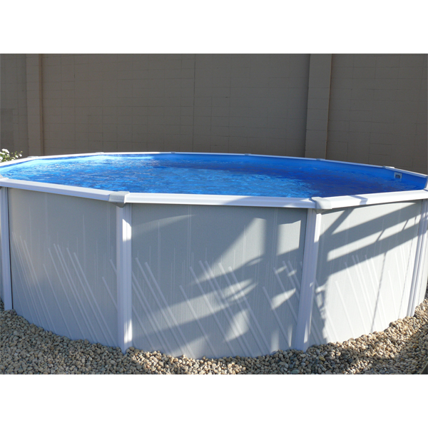 Sienna Above Ground Swimming Pool By Mighty Sun Family Leisure