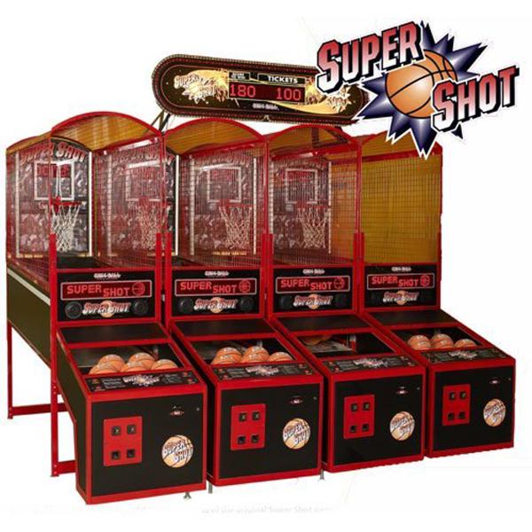 Super Shot Arcade By Skee Ball