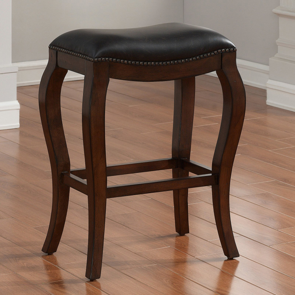 Emilio Backless Bar Stool Canyon By American Heritage