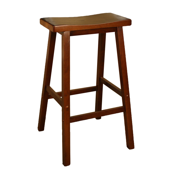 PDF Woodworking Bar Stool Plans Free : Bar Stools Wood Saddle Walnut 3726 from ryugakueigo.net size 600 x 600 jpeg 106kB