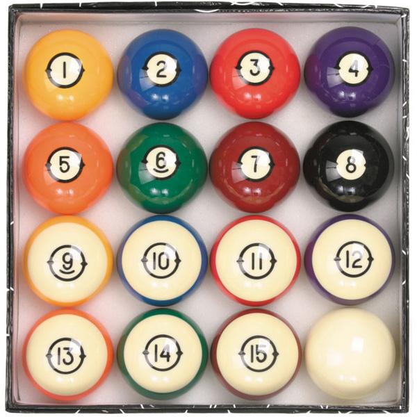 Heirloom Pool Ball Set