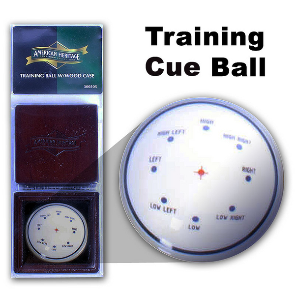 The Training Cue Ball