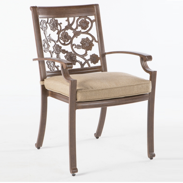 Floret Dining Collection by Alfresco Home Patio Furniture