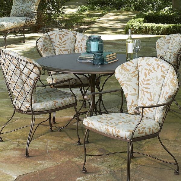 Wrought Iron Patio Furniture Clearance Wrought Iron Patio Furniture Cushions Chicpeastudio