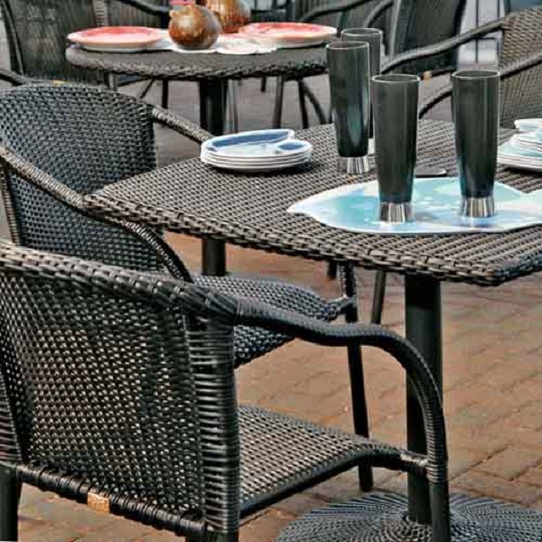 Poleau Dining Collection By Ebel Patio Furniture Family Leisure