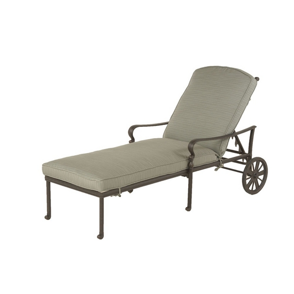 Berkshire Patio Chaise Lounge By Hanamint Chaise Lounges