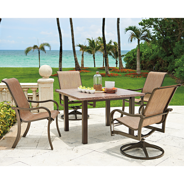 Ocala Sling Dining Collection by Telescope