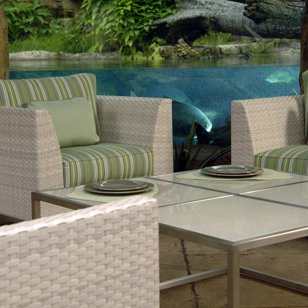 Cannes Chat Collection by Ebel Outdoor Furniture