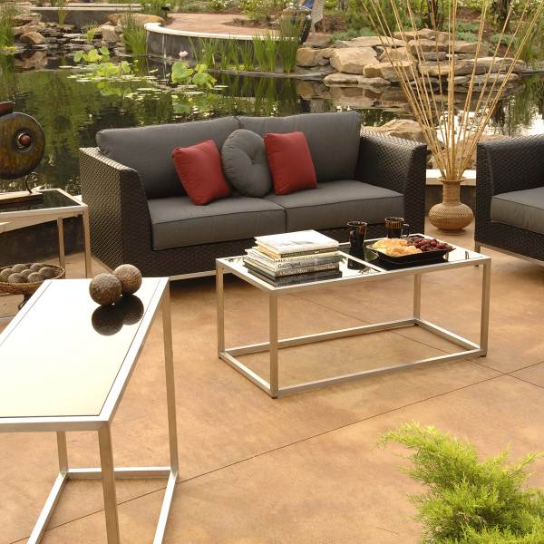 Cannes Modular Collection by Ebel Outdoor Furniture