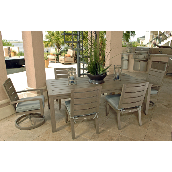 Napoli Dining Collection by Ebel Outdoor Furniture