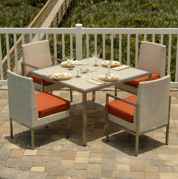 Cannes Dining Collection by Ebel Outdoor Furniture
