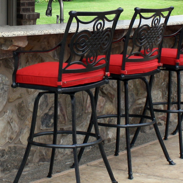 salina bar stools two pack by leisure select family