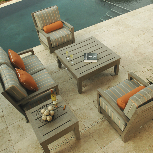 Napoli Deep Seating Collection By Ebel Outdoor Furniture