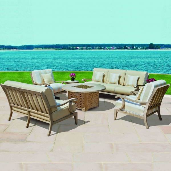 Nantucket Deep Seating by Cast Classics
