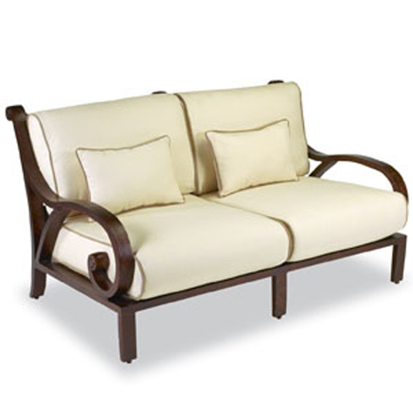 adelante deep seating patio furniture by cast classic family leisure