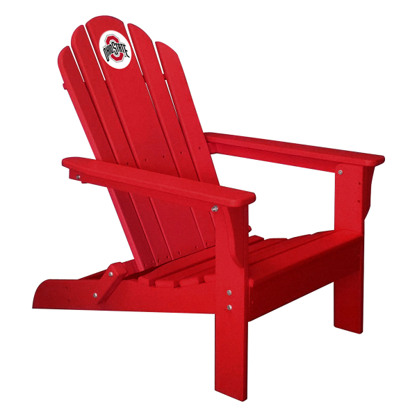 Adirondack Chair Ohio State University Buckeyes College Adirondack Chairs By Imperial