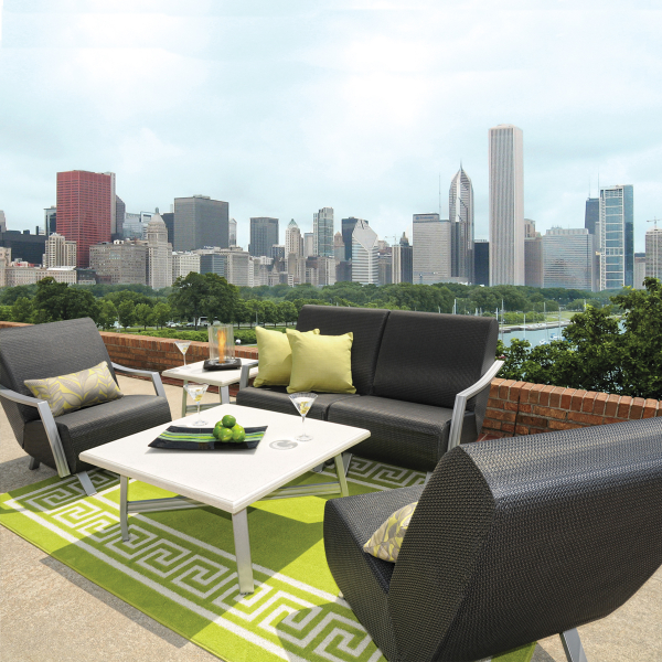 Inspirational Patio Furniture Trends