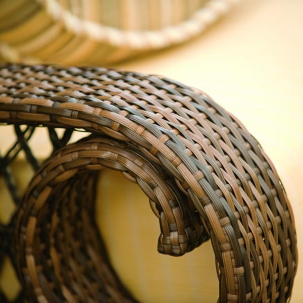 Wicker Patio Furniture Has Evolved From The Garden Classics Of The Past