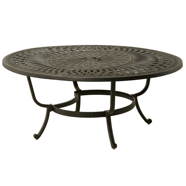 Berkshire 48 Round Fire Pit Table By Hanamint Family Leisure