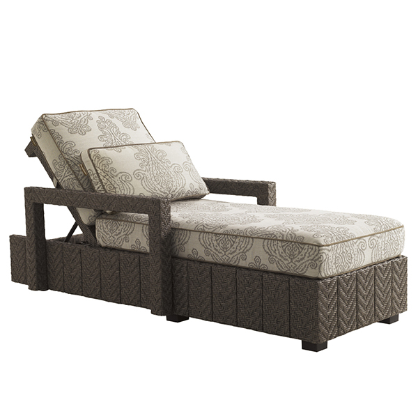 Blue Olive Chaise Lounge by Tommy Bahama Outdoor Furniture