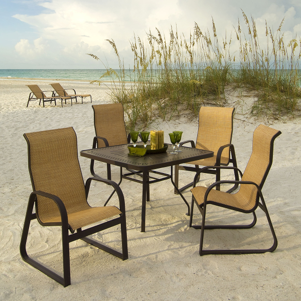 Cabo sling collection by windward design group family for Outdoor furniture quotes
