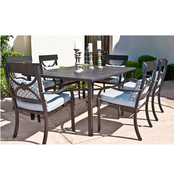 Cape Coral Dining Patio Set by Leisure Select