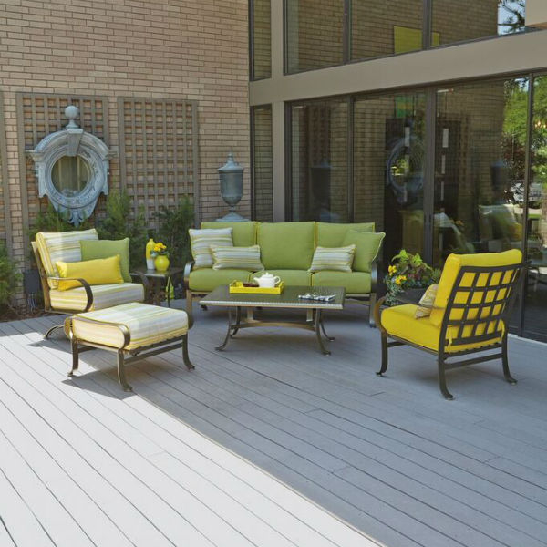 Cascade deep seating collection by woodard outdoor patio for Outdoor furniture quotes