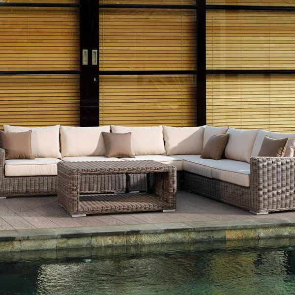 Coronado Sectional Collection By Sunset West Family Leisure