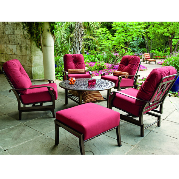 Cortland Cushion Patio Collection by Woodard