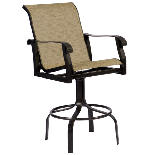 Exterior Bar Chairs 6 Rustico Barstools W Back Tropical Outdoor