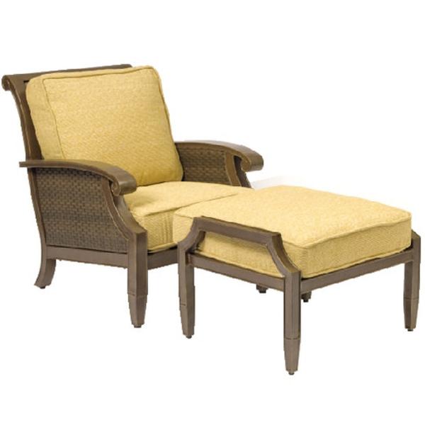 wicker deep seating by woodard garden furniture family leisure