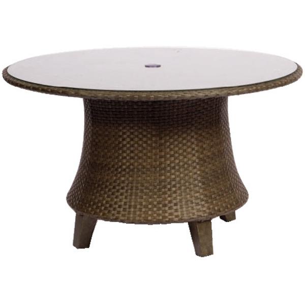 Del Cristo Wicker Dining by Woodard Garden Furniture  : Casual Patio Furniture Del Cristo Dining 3338 from familyleisure.com size 600 x 600 jpeg 124kB