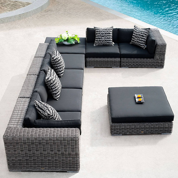 Emerald Sectional Collection by Sunset West
