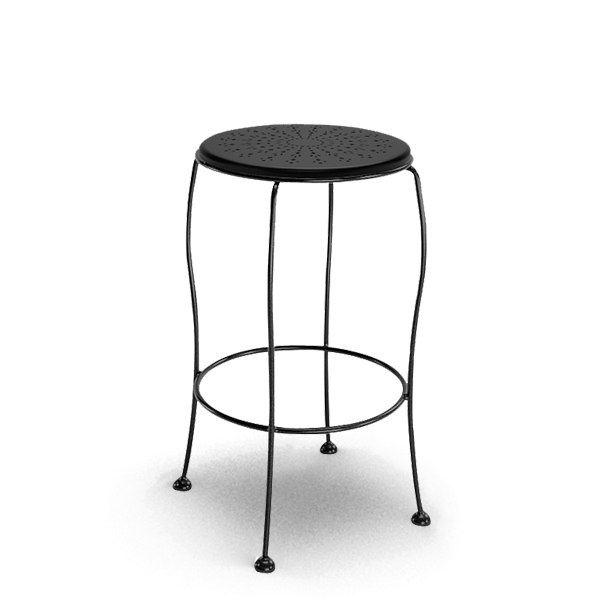 Espresso Backless Bar Stool By Homecrest Outdoor Living