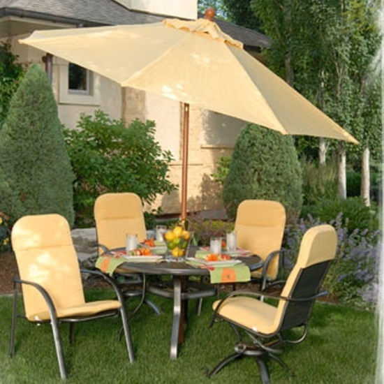 Florida Mesh Dining by Homecrest Patio Furniture