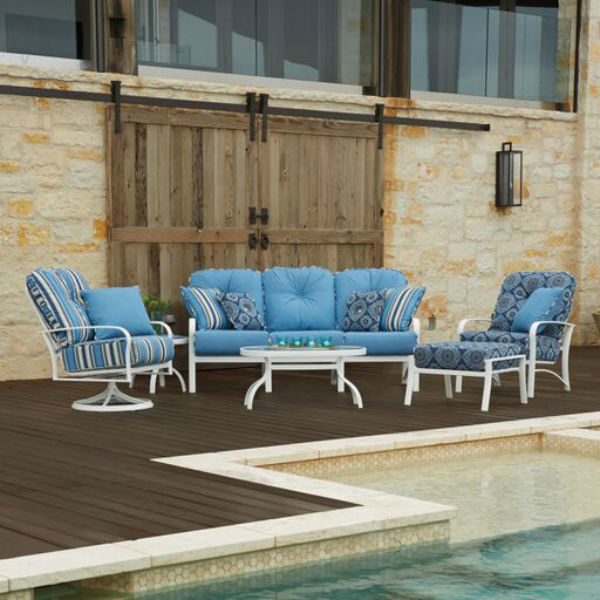 Fremont Deep Seating Collection By Woodard Outdoor Patio Furniture Family Leisure