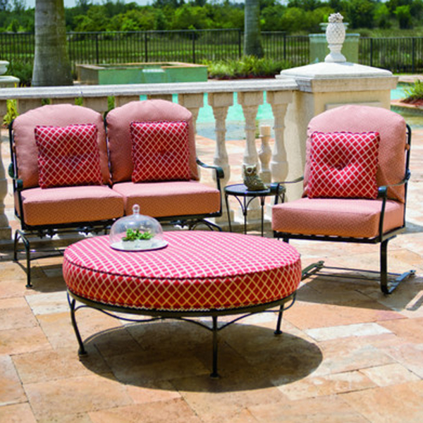 Fullerton Deep Seating Collection By Woodard Outdoor