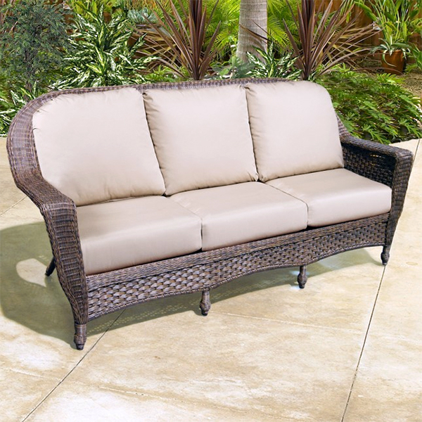 Georgetown Deep Seating Wicker Patio Furniture By Chicago Wicker North Cape Family Leisure