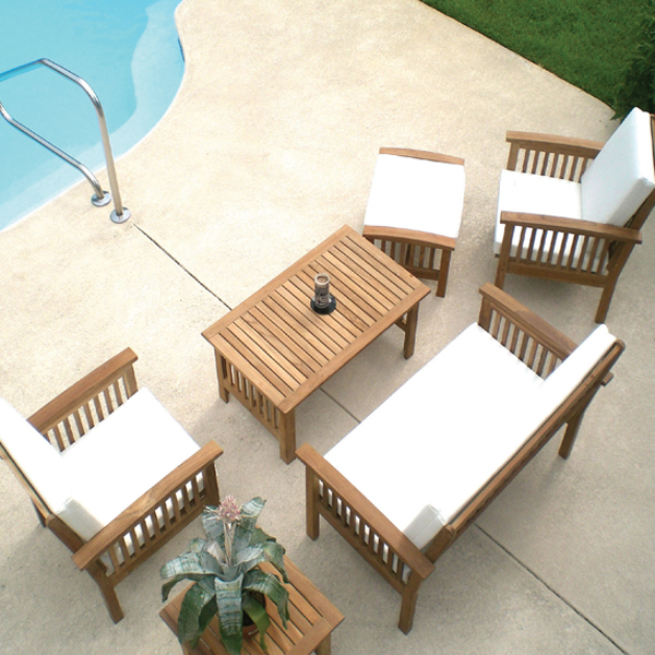 Blogs :: Teak Patio Furniture Requires Little Attention, Care ...