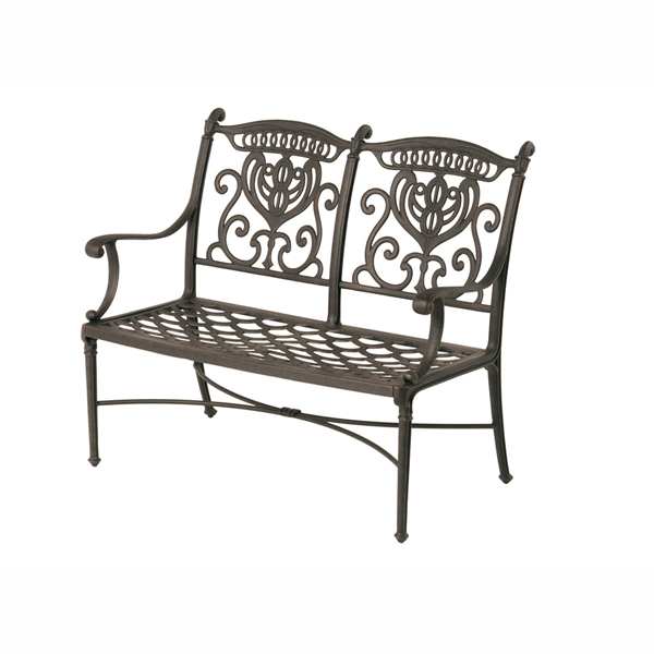 Cast U0026 Wrought Iron Patio Furniture Evolved From The Industrial Revolution