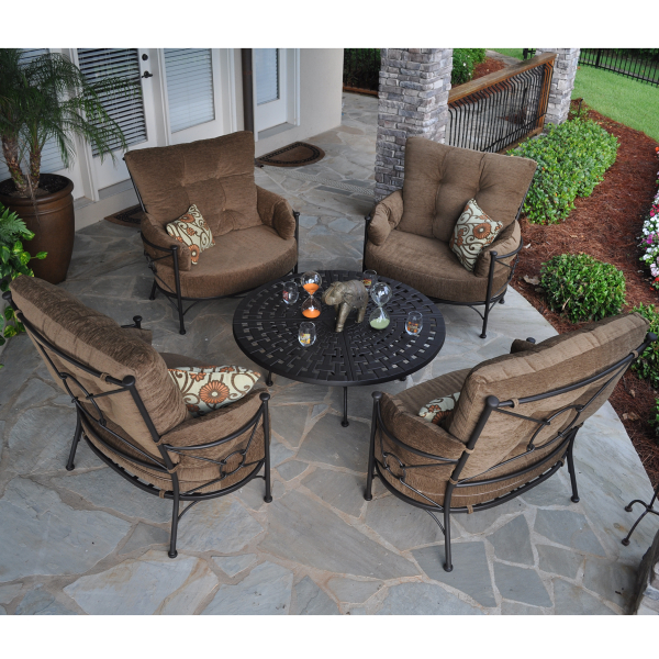 Blogs American manufactured Wrought Iron Patio