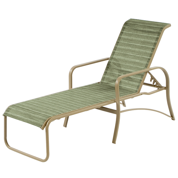 Island Bay Sling Chaise by Windward Design Group