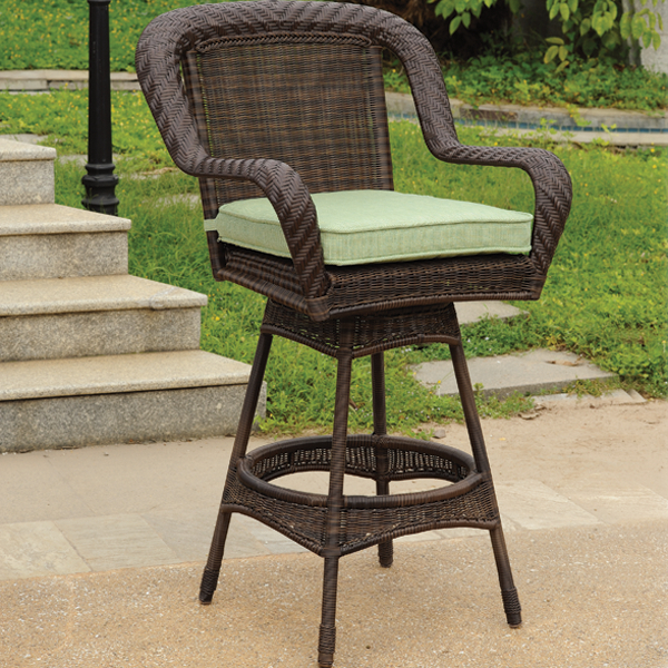Free Shipping Key West Outdoor Bar Stool