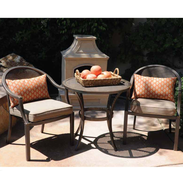 Lautrec Bistro Set by Leisure Select | Family Leisure