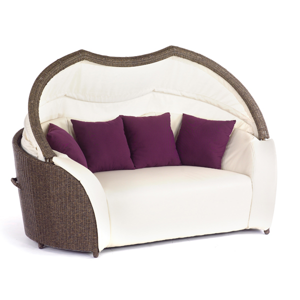 Luxor All Weather Wicker Set by Domus Ventures