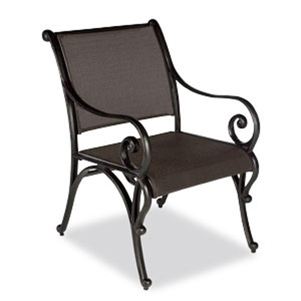 Madison Sling Outdoor Patio Furniture by Cast Classics