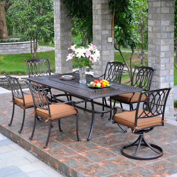 Mayfair Patio Furniture Dining Set by Hanamint