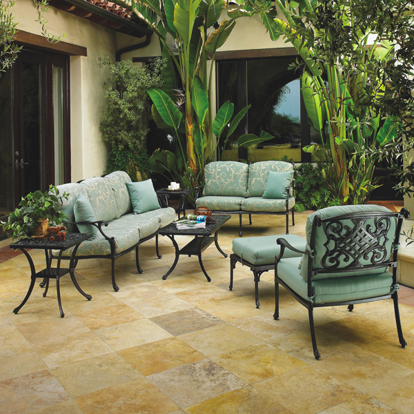 michigan deep seating patio furniture by gensun free shipping